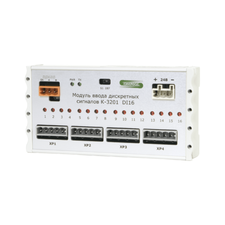 Модуль ввода дискретных сигналов К-3201